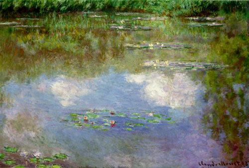 Claude_Monet-water_lilies