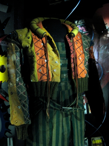 Costume for Sebastian in Blade Runner