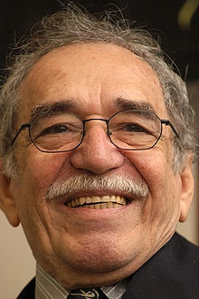 Favorite author, Gabriel García Márquez