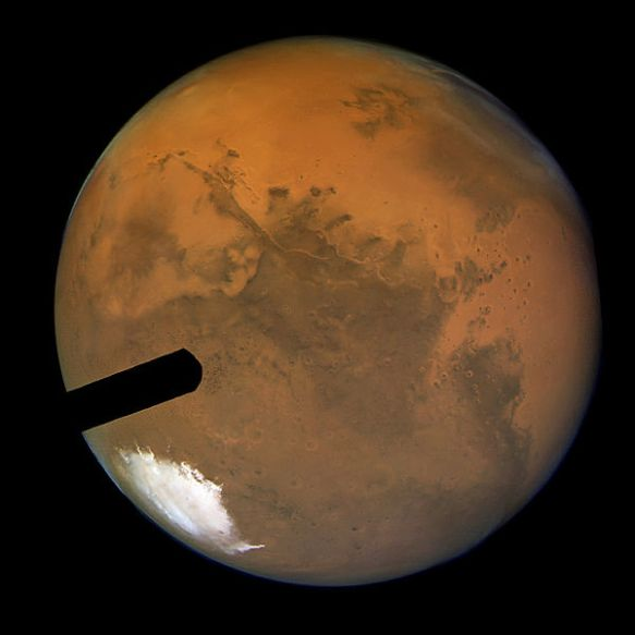 Mars_from_Hubble