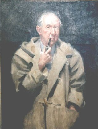 A portrait of Nevil Shute Norway from the Nevil Shute Norway Foundation website...