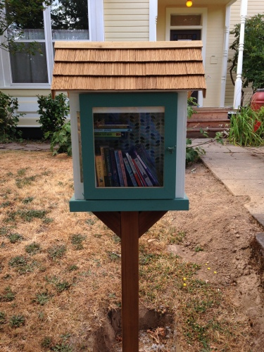 Another Little Free Library