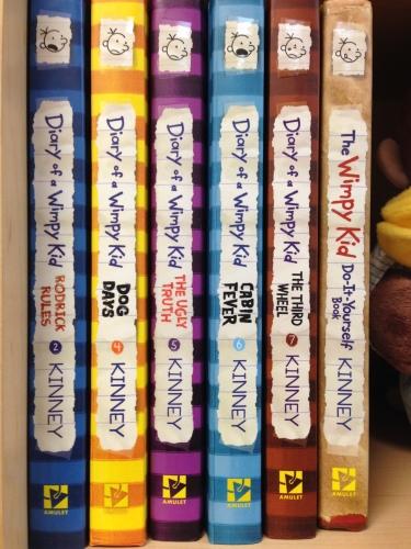 Grandboy books