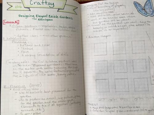 Craftsy class1