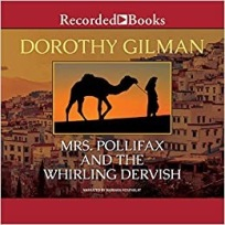 Mrs. Pollifax whirling dervish